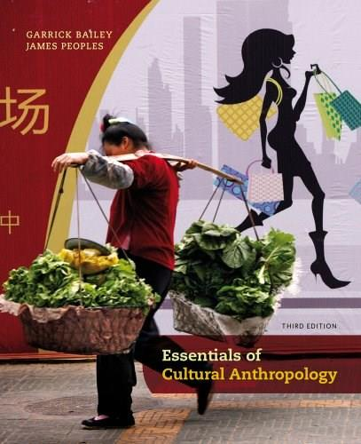 Essentials of Cultural Anthropology 3 9781133603566