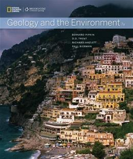 Geology and the Environment 7 9781133603986