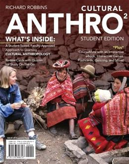 Cultural Anthro Student Edition 2 2 PKG 9781133606727