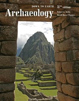 Archaeology: Down to Earth 5 9781133608646