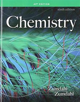 Chemistry (AP Edition) 9 9781133611103