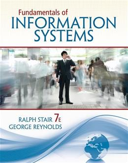 Fundamentals of Information Systems 7 9781133629627