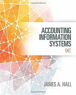 Accounting Information Systems 9 9781133934400