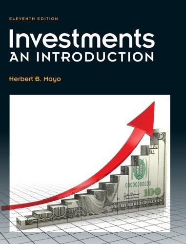 Investments: An Introduction (with Thomson ONE - Business School Edition 6-Month Printed Access Card and Stock-Trak Coupon) 11 PKG 9781133935995