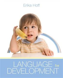 Language Development 5 9781133939092