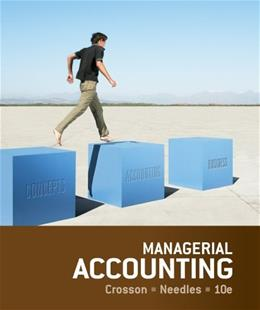 Managerial Accounting 10 9781133940593