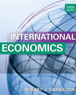 International Economics 14 9781133947721