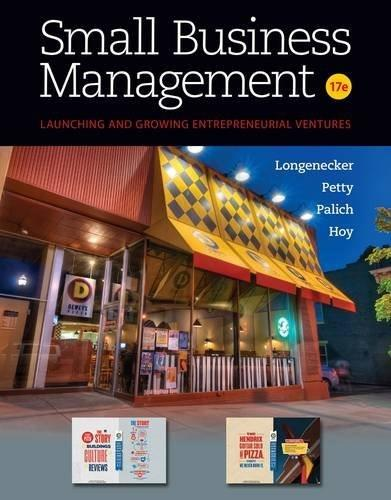 Small Business Management 17 9781133947752