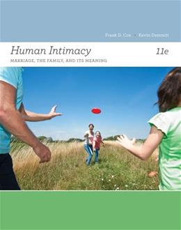 Human Intimacy: Marriage, the Family, and Its Meaning 11 9781133947769