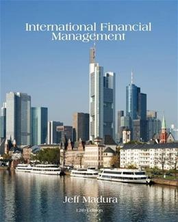 International Financial Management 12 9781133947837