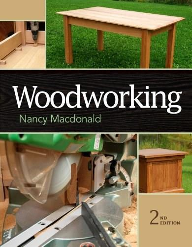 Woodworking, by MacDonald, 2nd Edition 9781133949633
