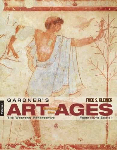 1: Gardners Art through the Ages: The Western Perspective, Volume I 14 9781133950004
