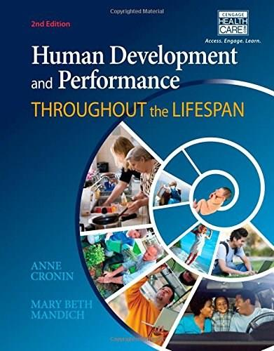 Human Development and Performance Throughout the Lifespan 2 9781133951193