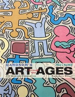 Gardners Art through the Ages: The Western Perspective (with CourseMate Printed Access Card) 14 PKG 9781133954828
