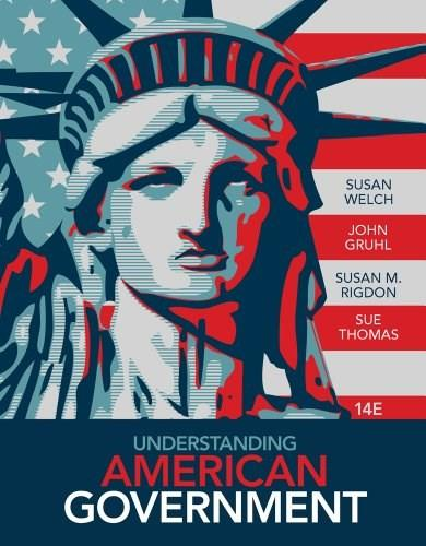 Understanding American Government (with CourseReader 0-30: American Government Printed Access Card) 14 PKG 9781133955740