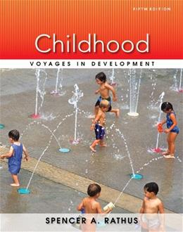 Childhood: Voyages in Development 5 9781133956471