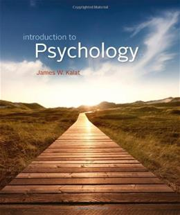 Introduction to Psychology 10 9781133956600