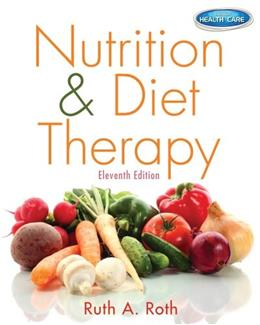 Nutrition & Diet Therapy 11 9781133960508