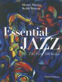 Essential Jazz, by Martin, 3rd Edition 9781133964605