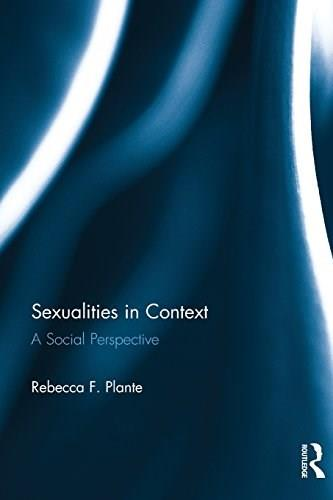Sexualities in Context: A Social Perspective 9781138855045