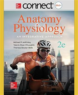 Anatomy and Physiology: An Integrative Approach, by McKinley, 2nd Edition, ACCESS CODE ONLY 2 PKG 9781259133008