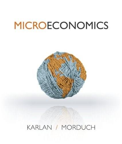 Microeconomics with Connect Plus 9781259163531