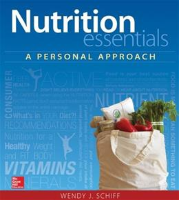 Combo: Nutrition Essentials: A Personal Approach with Connect Access Card 9781259174322