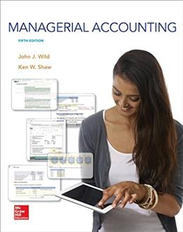 Managerial Accounting 5 9781259176494
