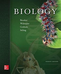 Biology, by Brooker, 4th Edition 9781259188121