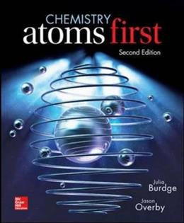 Chemistry: Atoms First (Intl Ed) 2 9781259252174