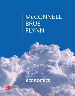 Economics, by McConnell, 20th Edition 20 PKG 9781259278570