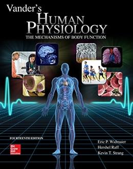 Vanders Human Physiology 14 9781259294099