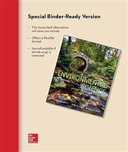 Environmental Science, by Enger, 14th Edition 9781259298394