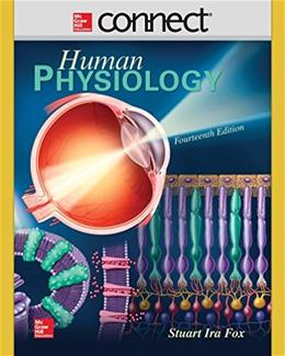 Human Physiology, by Fox, 14th Edition ACCESS CODE ONLY 14 PKG 9781259299940
