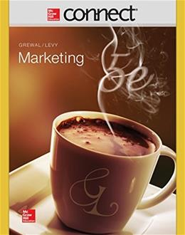 Marketing, by Grewal, 5th Edition, ACCESS CODE ONLY 5 PKG 9781259304880