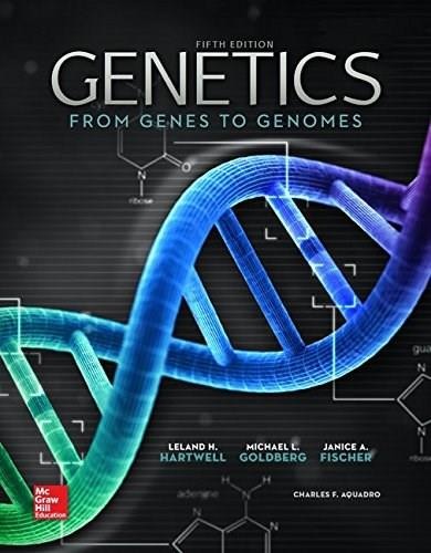 Genetics: From Genes to Genomes with Connect Plus Access Card 5 9781259308079