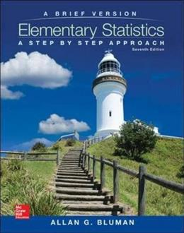 Elementary Statistics: A Brief Version with Formula Card 7 PKG 9781259345289
