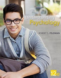 Understanding Psychology, by Feldman, 12th Edition, Connect ACCESS CODE ONLY 12 PKG 9781259348464