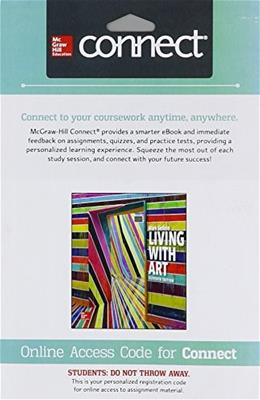 Connect Access Card for Living with Art 11th 9781259360428