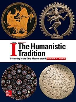 The Humanistic Tradition Volume 1: Prehistory to the Early Modern World 7 9781259360664