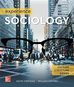 Experience Sociology 3 9781259405235