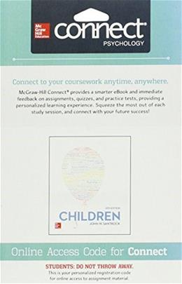Connect Access Card for Children 13 9781259421037