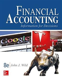 Financial Accounting: Information for Decisions 8 9781259533006