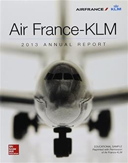 Intermediate Accounting W/ Air France Annual Report, by Spiceland, 8th Edition 8 PKG 9781259542848