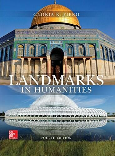 Landmarks in Humanities, by Fiero, 4th Edition 9781259544927