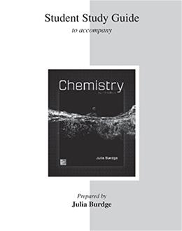 Student Study Guide for Chemistry 4 9781259626616