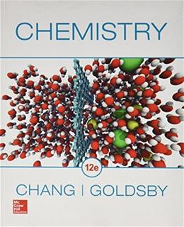 Package: Chemistry with Connect 2-semester Access Card 12 9781259633973