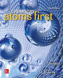 Chemistry: Atoms First 3 9781259638138