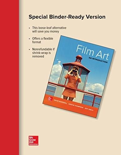 Loose Leaf Film Art: An Introduction 11 9781259673986