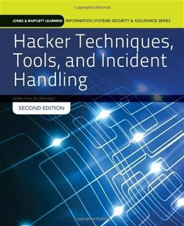 Hacker Techniques, Tools, and Incident Handling, by Orinyano, 2nd Edition 9781284031713